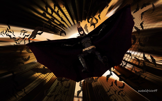 batman begins promo