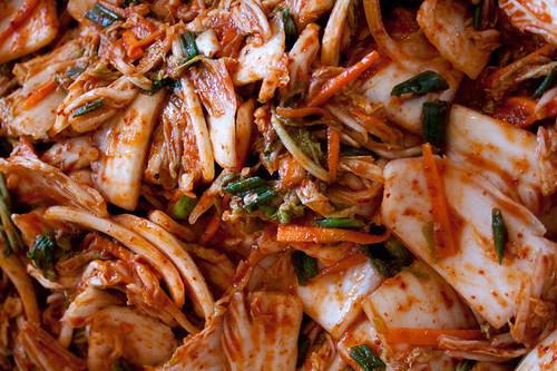 delicious kimchi