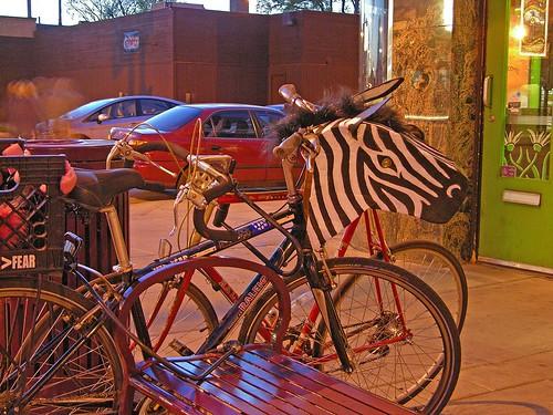 zebra bikes MayDay 2012