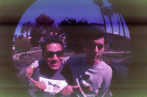 Coachella Fisheye w/ DJ Royal Rich
