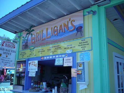 Gilligans at Fishermans Warf