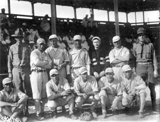 Army baseball team: Key West, Florida