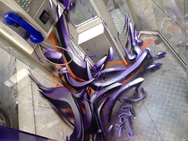 Dja'louz s'adapte projet telecom Step 5, Paris 2012
