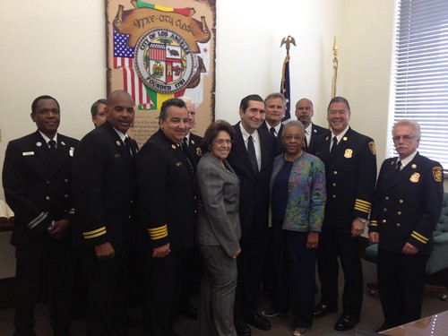 Alan J. Skobin Appointed to LAFD Fire Commission