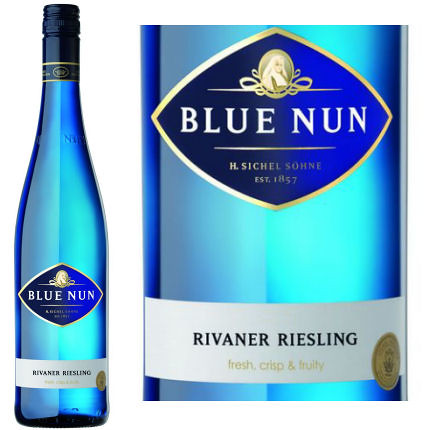 BLue Nun wine tasting - German wines-002 Rivaner