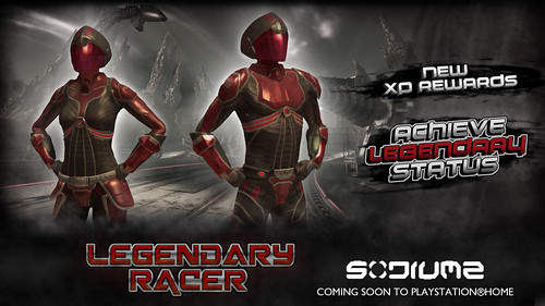 Sodium: Legendary Racer