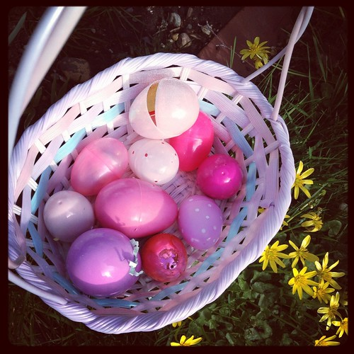 all eggs one basket