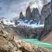 Patagonia TdP W-Trek