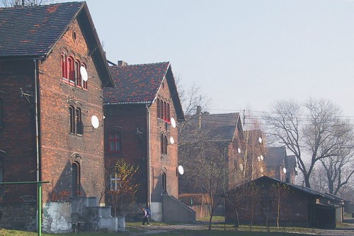 The Old Workers' Estates in Upper Silesia, POLAND