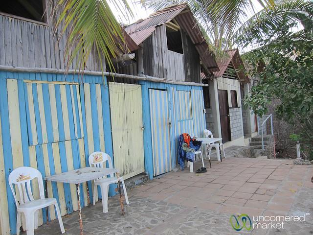 Our Simple Cabanas at El Agujon - Mazunte, Mexico
