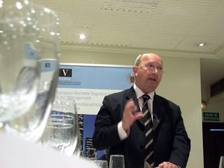 Philippe Gandet, director general de Vatel España.