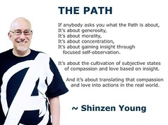 Shinzenism: The Path