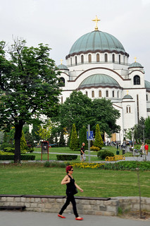 Serbia-0409 - Cathedral of Saint Sava
