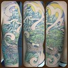 #RCT #raincitytattoo #vancouver #tree tattoo by Kirk