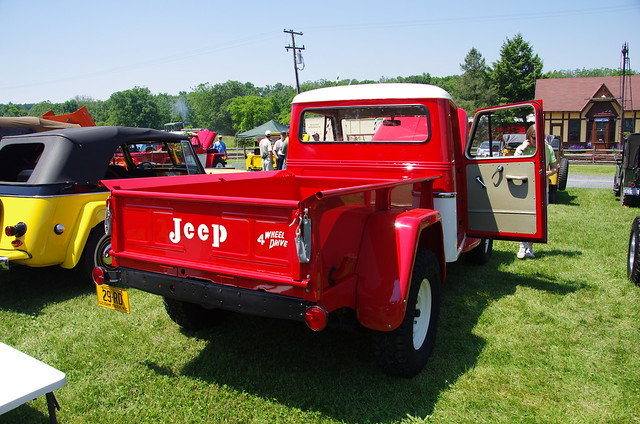 1962 Willys Motor Company Jeep Pickup Truck Flickr Photo Sharing