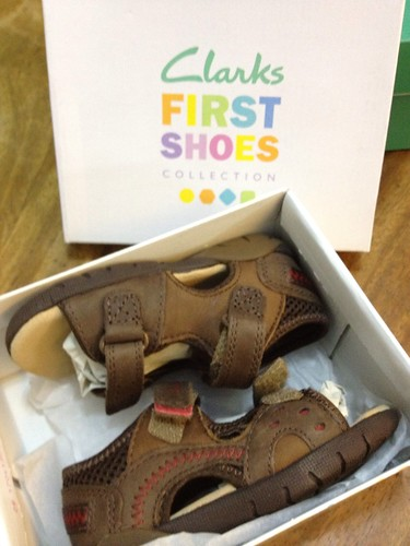 Jed 1st shoes