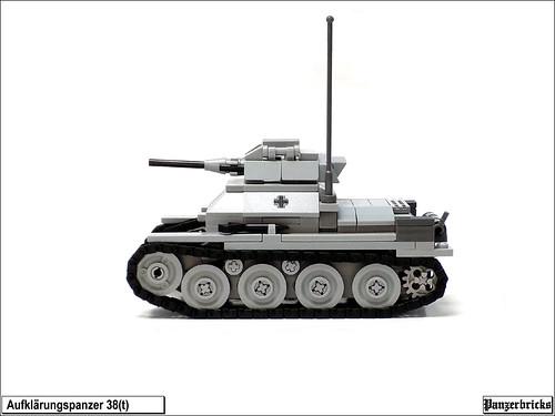 Aufklärungspanzer 38 de Panzerbricks