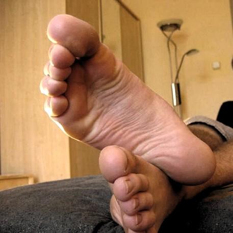 feet only