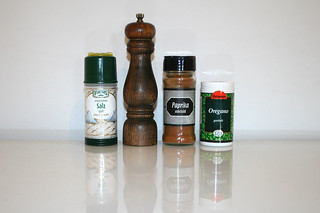 12 - Zutat Gewürze / Spices