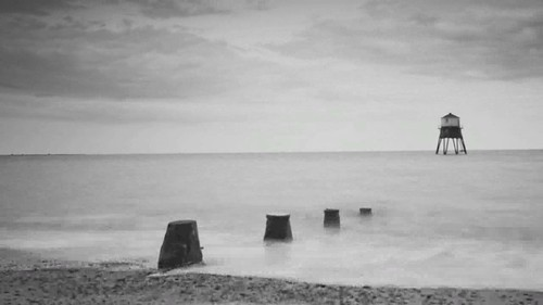 Dovercourt Time Lapse VIDEO / Long Exposure Study 1