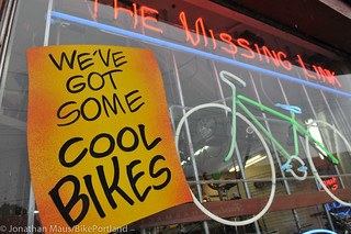 Final days at The Missing Link bike shop-3