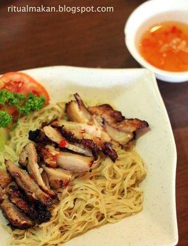 bakmi ayam thai