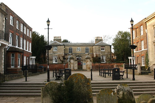 Wisbech, Museum Square, The Castle