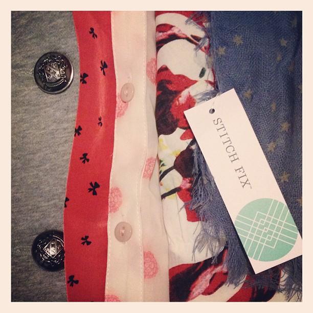 Just opened my latest @stitchfix! #shopping #inthemail #style #fashion #instagood #instastyle #stitchfix