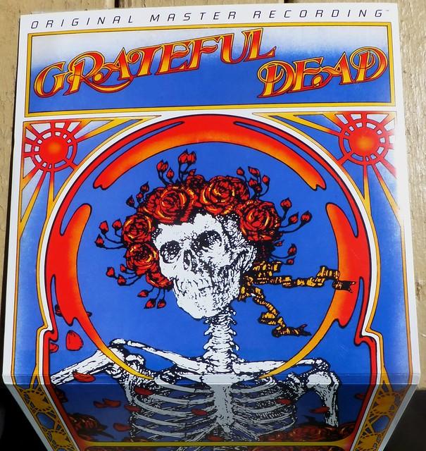 Grateful Dead Grateful Dead Skull Amp Roses Flickr