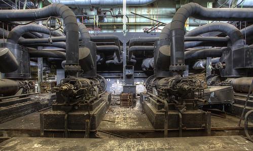 'Symmetrical Industry' (EXPLORED)