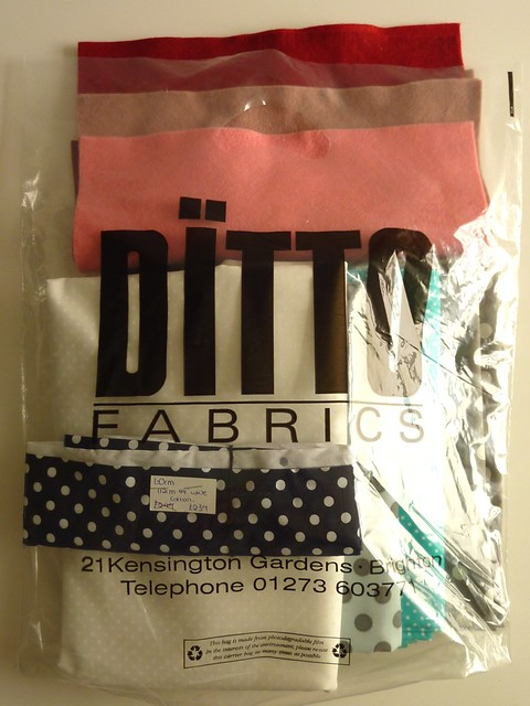 01- Fabric from DITTO FABRIC shop