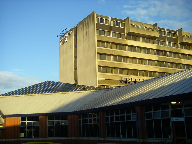 Britannia Hotel Coventry Telephone Number
