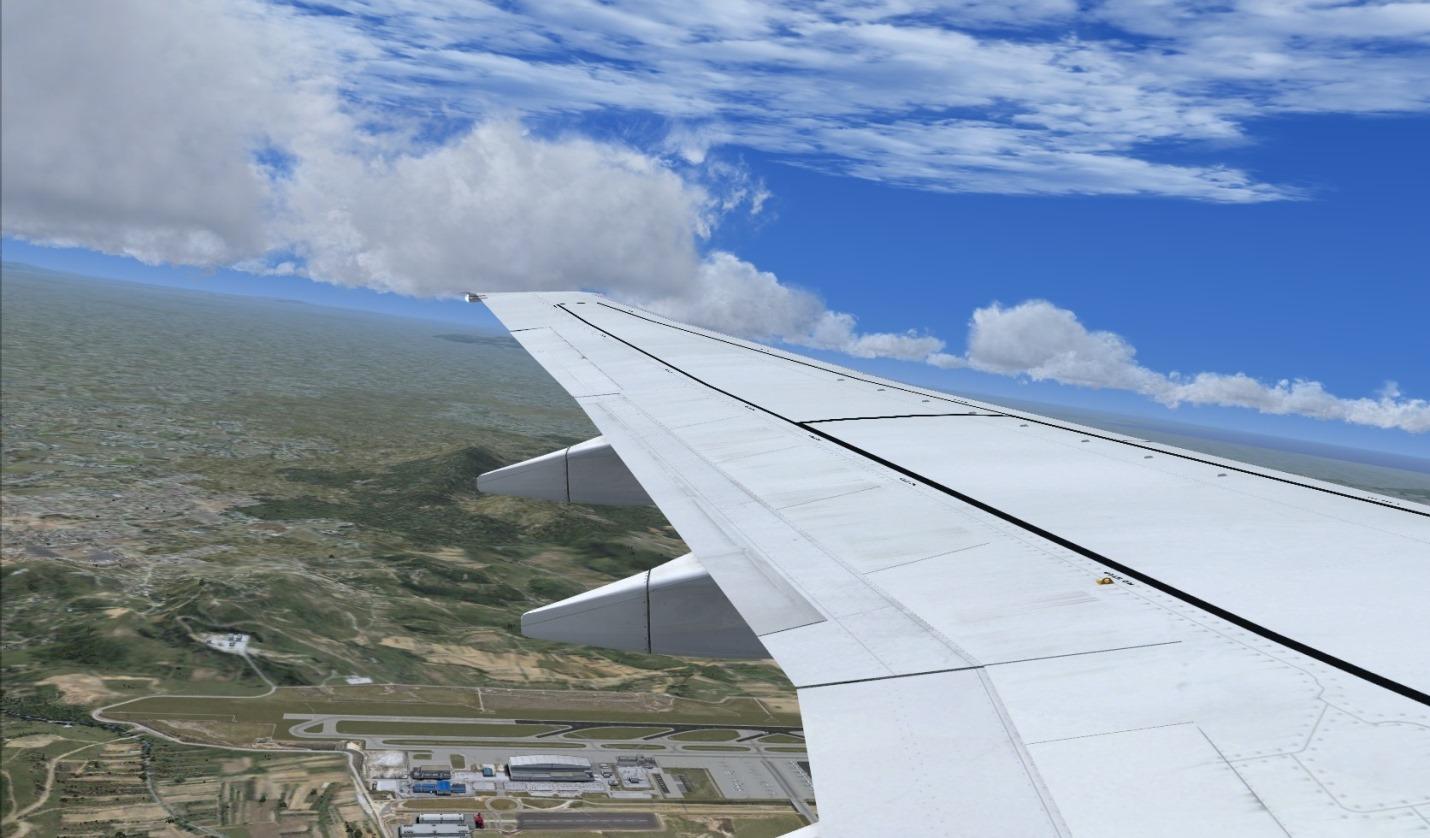 First landing Mykonos 8840681261_0f9e0c6e73_o