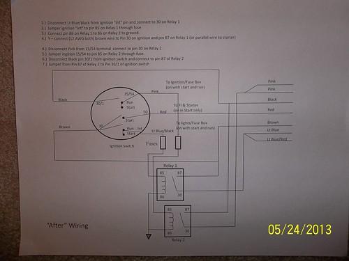 [DIAGRAM_4FR]  Ignition Switch Relays - | Wiring 1975 Fiat 124 Spider |  | FiatSpider.com