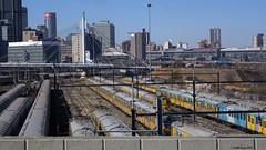 Passenger Rail Yard