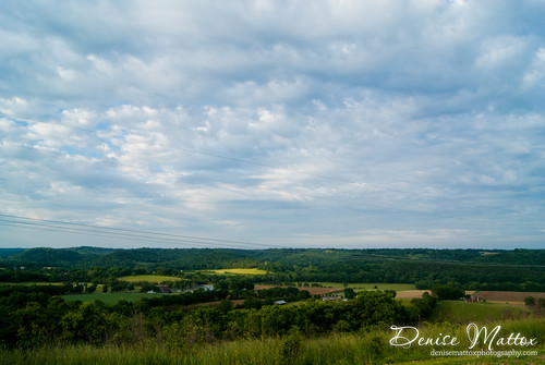 Natchez Trace: Water Valley Overlook
