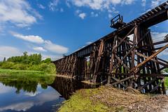 Railway Trestle