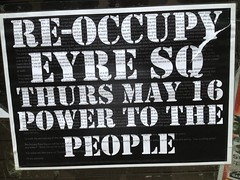 In 2013, efforts were still ongoing to recreacte the Occupy spirit.