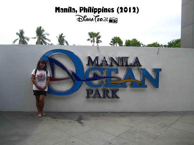 Day 5 - Philippines Manila Ocean Park 01