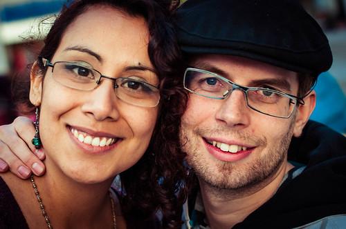 Mike & Karina