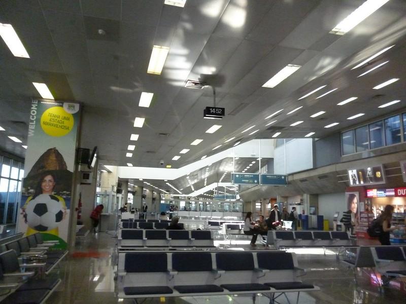 Rio airport