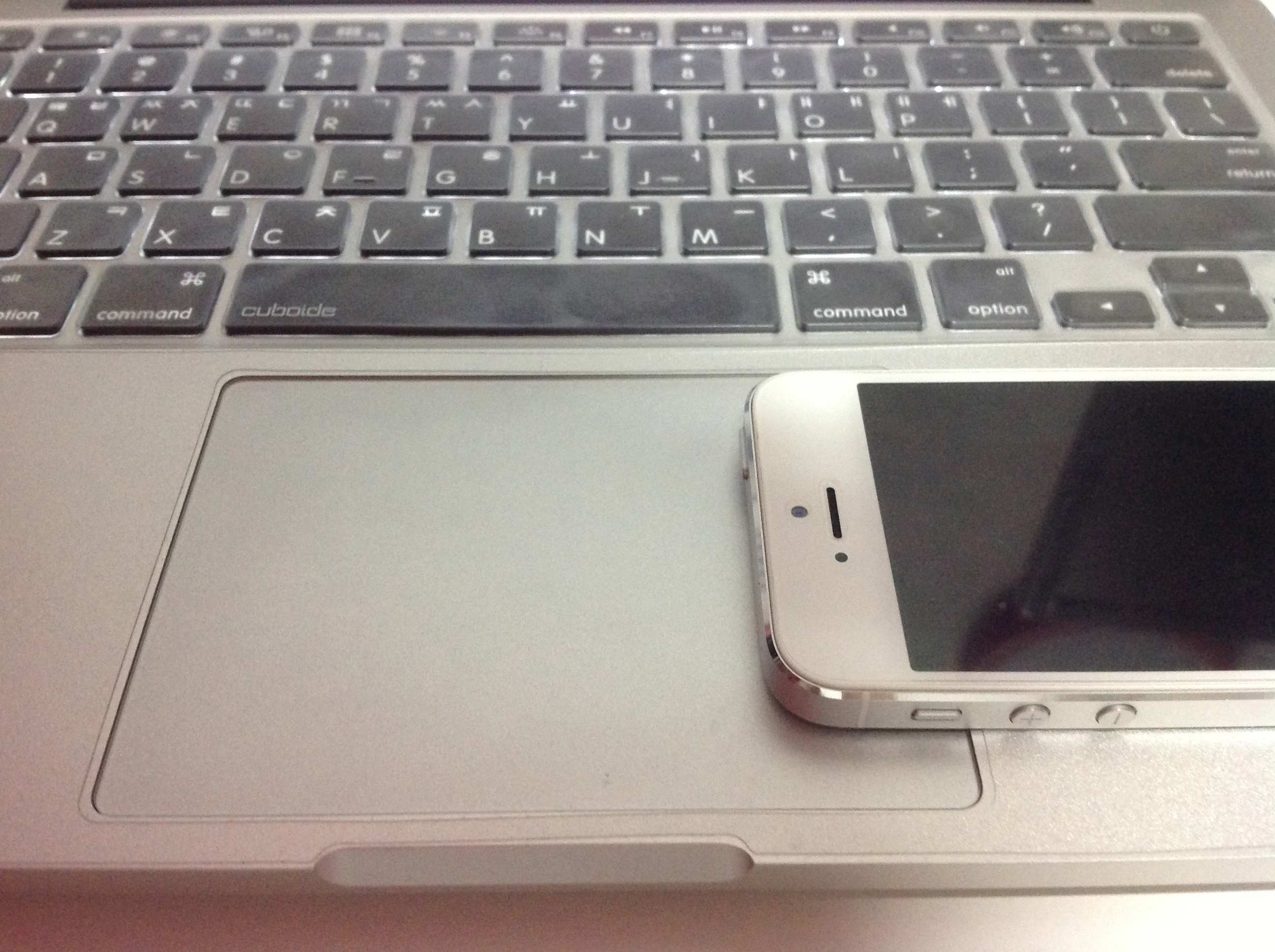 교환예정 iPhone5