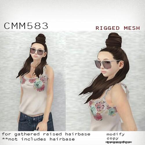 booN CMM583 hair