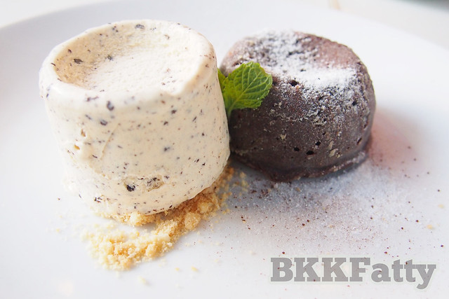 chocolate fondant ice cream