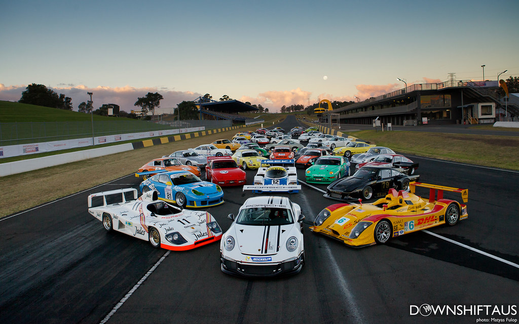Porsche Rennsport 2013