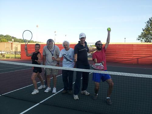 Joe's Alternate Tennis Universe