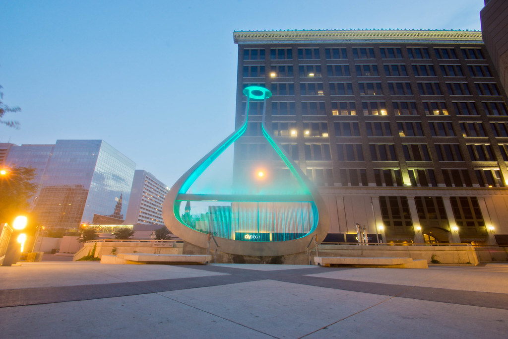 Emptyful - At the Millennium Library Winnipeg