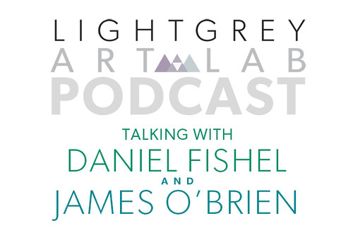talking with Daniel Fishel and James Obrien