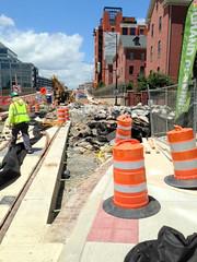 Roadway Demolition