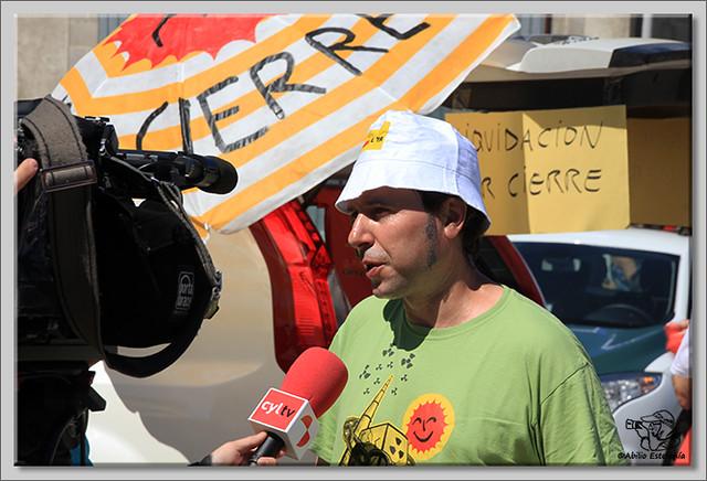2 manifestación contra Garoña
